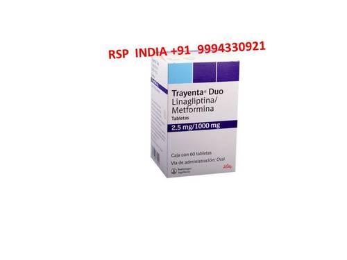 Trayenta Duo 2.5mg-1000mg Tablets
