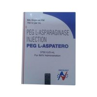 Peg L Aspatero Injection