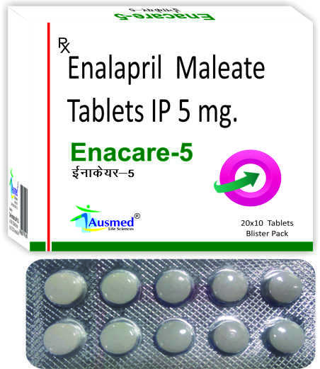 Enalapril Maleate Ip 2.5 Mg/enacare-2.5