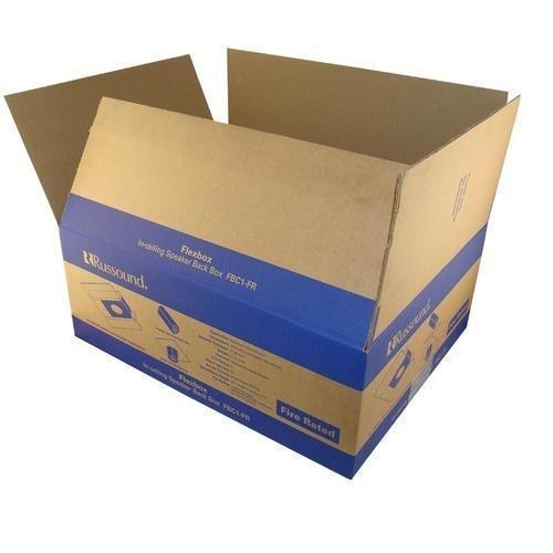 Printed Corrugated Cartons