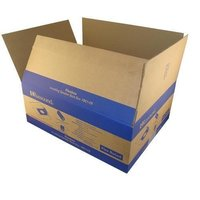 Printed Corrugated Cartons