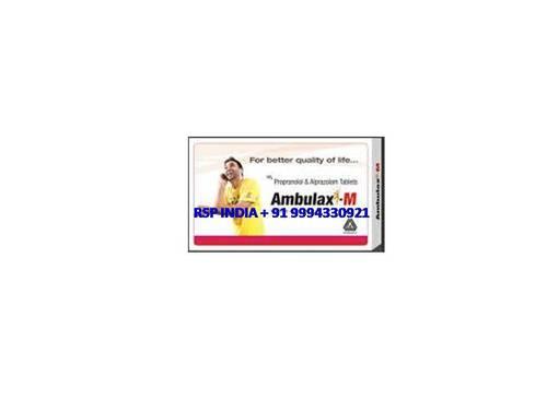 Ambulax M Tablets