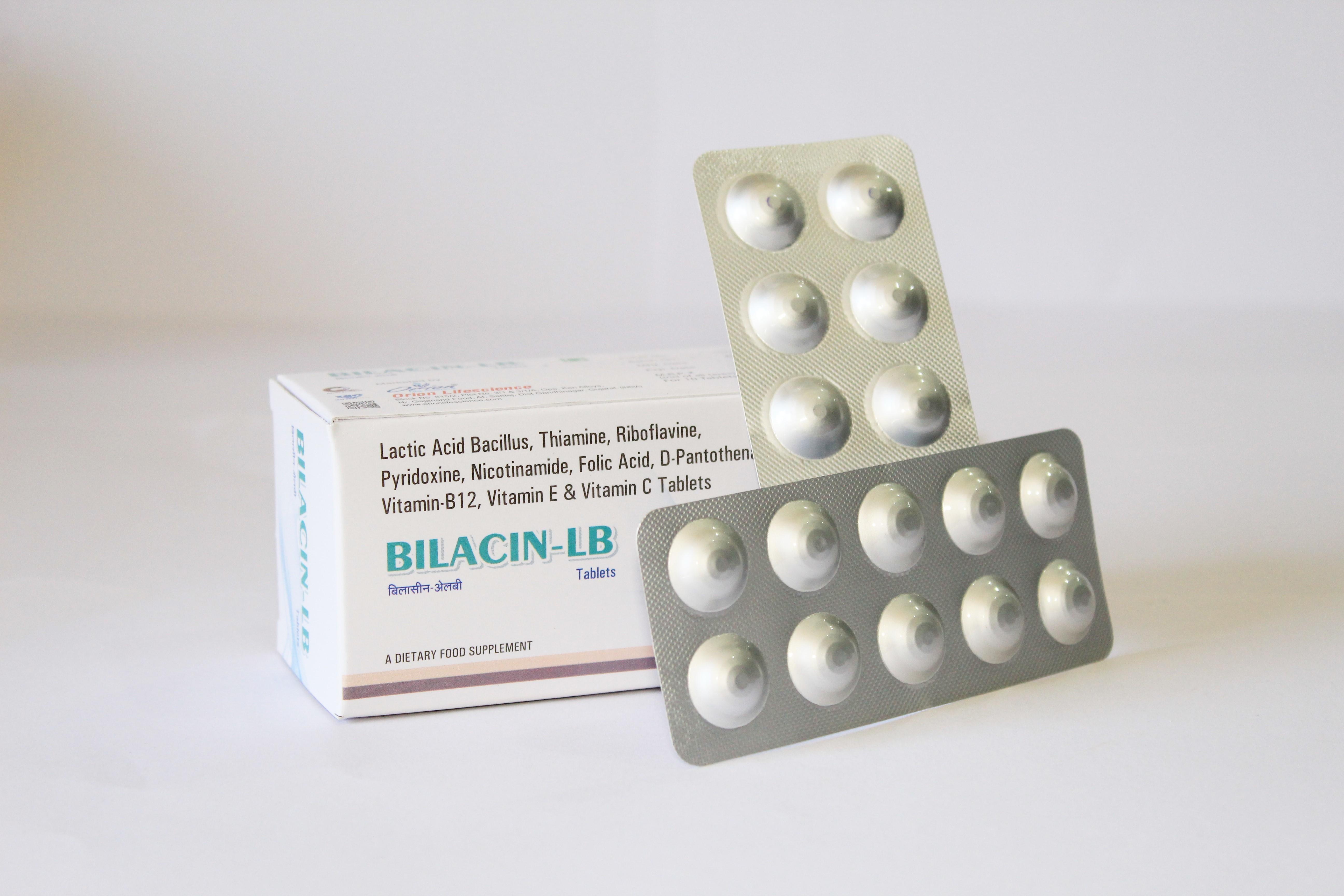Bilacin-LB Tab