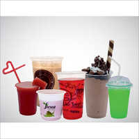 Shakes and Juice Cups