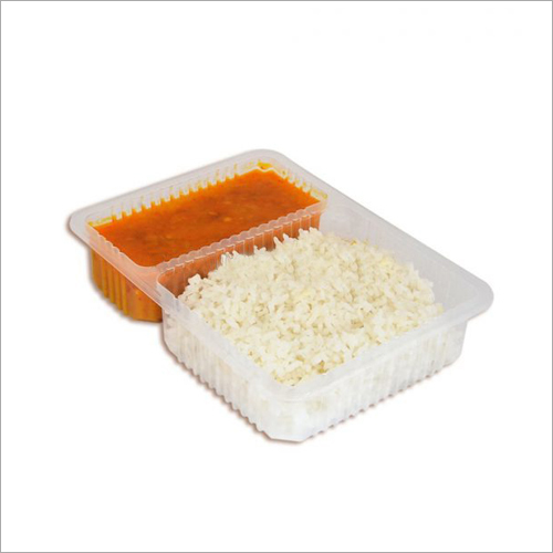 2 Compartment Container