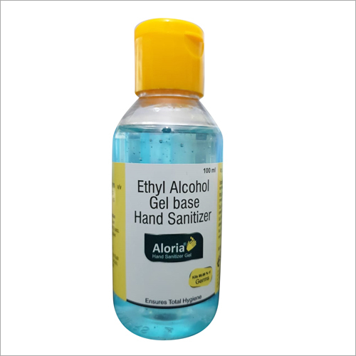 100 ml Ethyl Alcohol Gel Base Hand Sanitizer