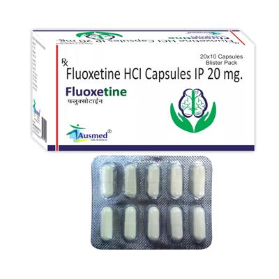 Fluoxetine HCI I.P. 20 mg./FLUOXETINE-20