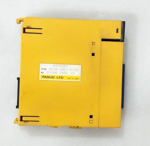 Fanuc- AID32E1 - A03B-0807-C105