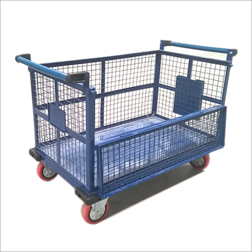 E Commerce Warehouse Storage Mesh Bin