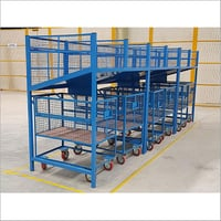 E Commerce Warehouse Storage Solution