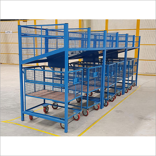 E Commerce Warehouse Storage Solution