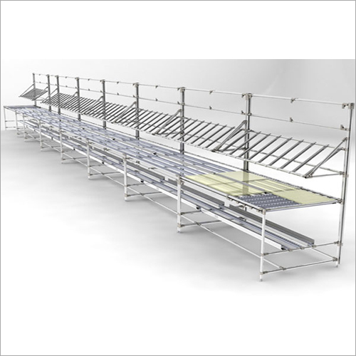 Pipes and  Joints Racking  Handling Solutions