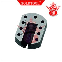 Gold Tool Slot Anvil