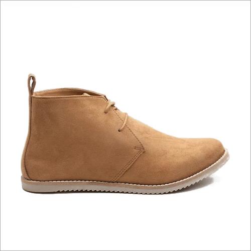 Mens Plain Chukka Boots