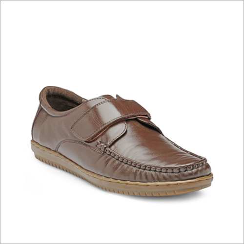 Mens Adjustable Loafer Shoes