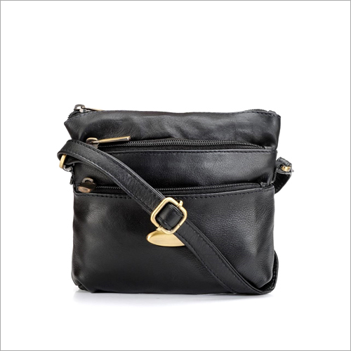 Leather Designer Sling Bag