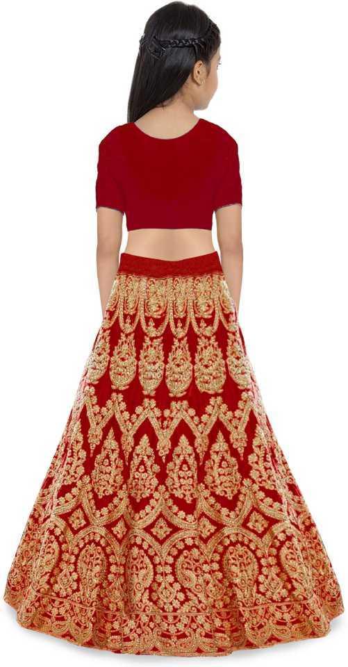 Wedding Lehennga Choli for Girls