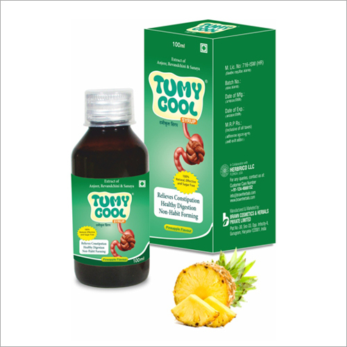 100 ML Tummy Cool Syrup