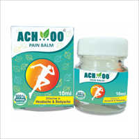 10 ML Achoo Pain Balm