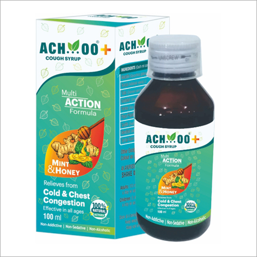 100 ML Achoo Cough Syrup