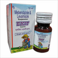10 ML Mebendazole And Levamisole Syrup