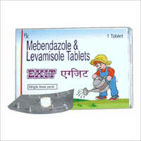Mebendazole And Levamisole Tablets