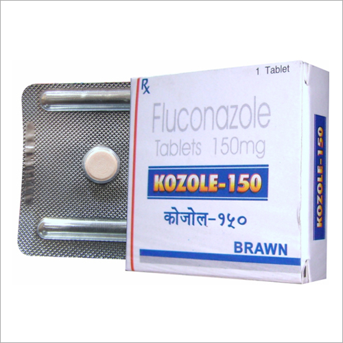 150 MG Fluconazole Tablets
