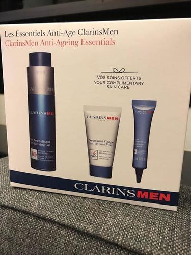 Clarins Men Revitalizing Facial Gel