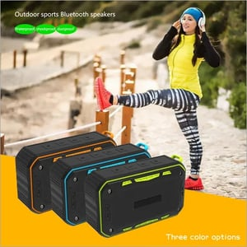 S618 Portable Bluetooth Outdoor Speaker