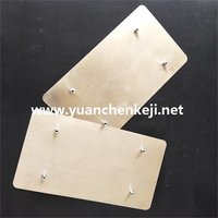 Sheet metal parts For Non-standard Electrode Copper Sheet