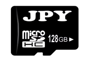 Jpy 128gb Memory Card With 6 Month Guarantee