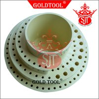 Gold Tool Rotating Revolving Bur & Tool Holder