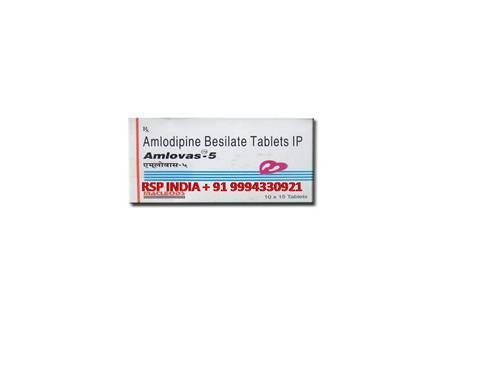 Amlovas 5 Tablets
