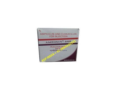 Ampoxin 500 Mg