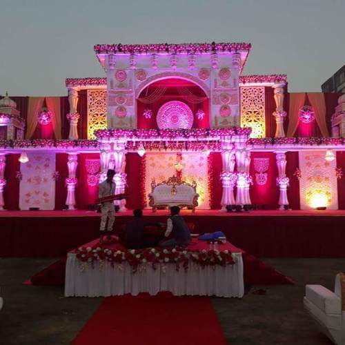 Two Tier Wedding Stage