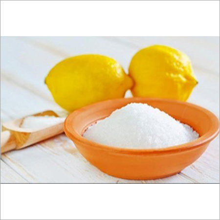 Food Grade Citric Acid