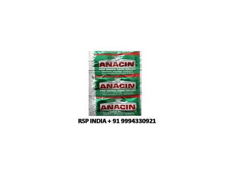 Anacin  Tablets