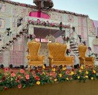 Royal Wedding Stage