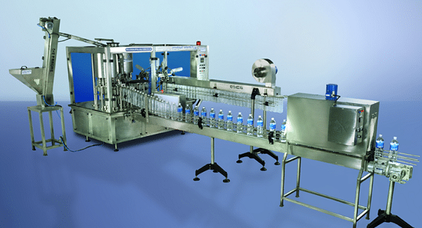 Alkaio Water Bottle Filling Plant