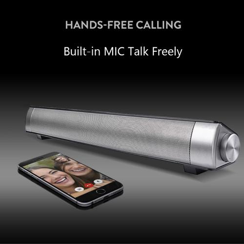 LP08 Wireless Bluetooth Speaker Supported Hand Free