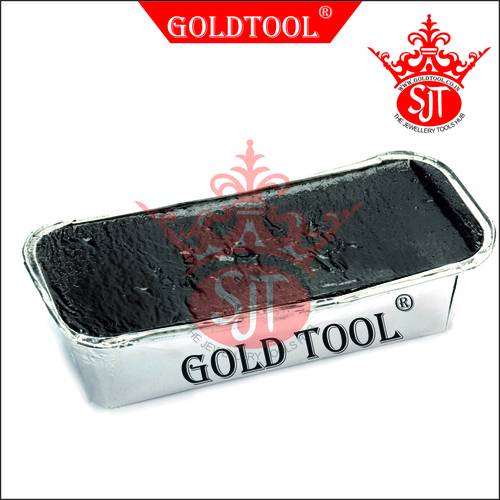 Gold Tool Black Pitch