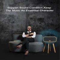Bluetooth Speaker Portable Wireless Loudspeaker WJ-668
