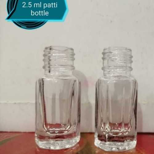 2.5ML Patti Bottle.