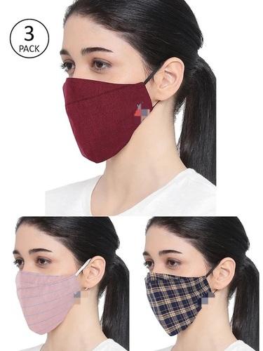 Washable Cotton Face Masks