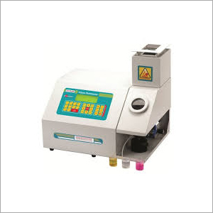Flame Photometer with Air Supply Unit