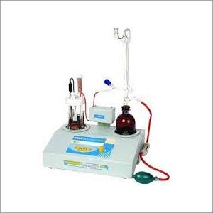 Density Tap Density Apparatus