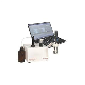 Potentiometric Burette Type Titrator