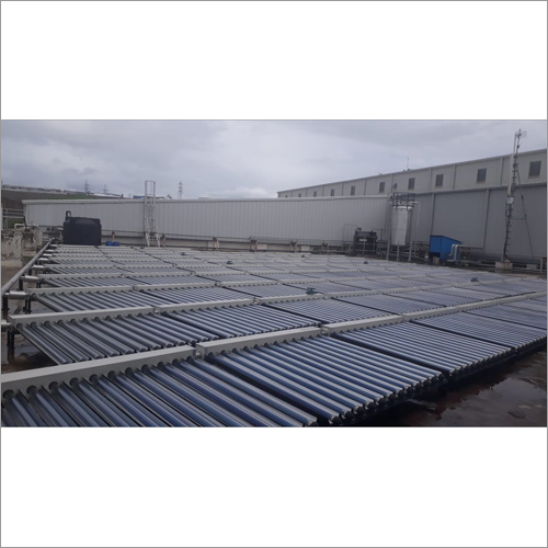 Solar Furnace Oil Heater