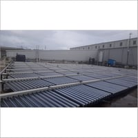 Solar Furnace Oil Heater