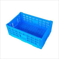 Plastic Fabric Crate